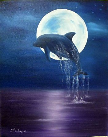 17 Best Images About Painting On Pinterest Acrylics Dolphins And Wedding Tree Guest Book