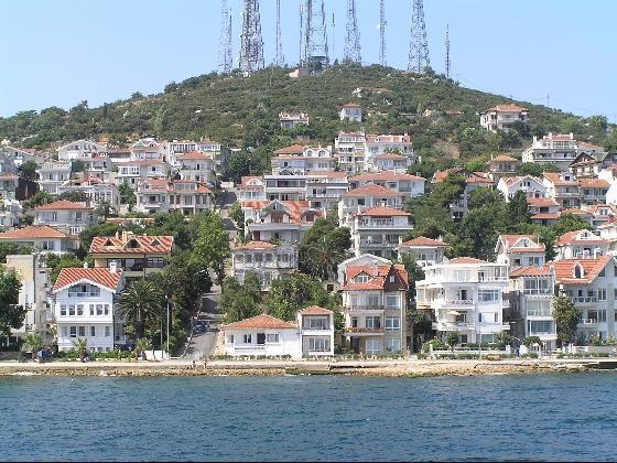 Prince's Island, Turkey