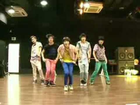 SHINee - Replay (Dance Practice) (+playlist)