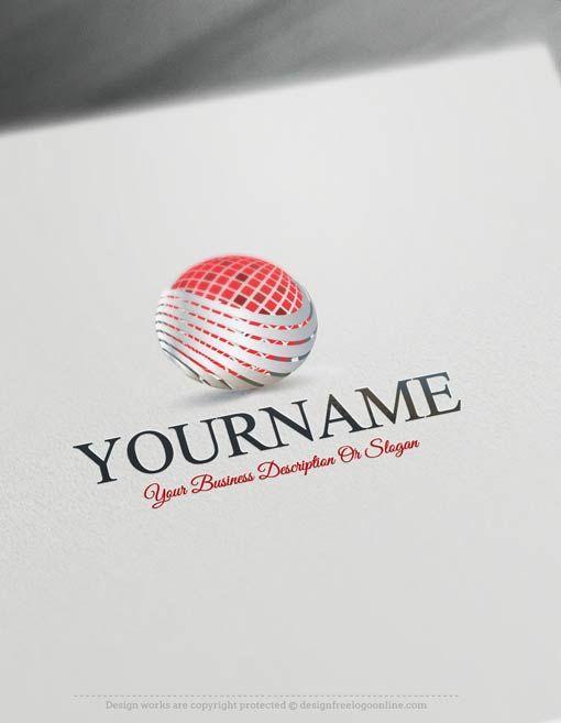 3d logo design software free