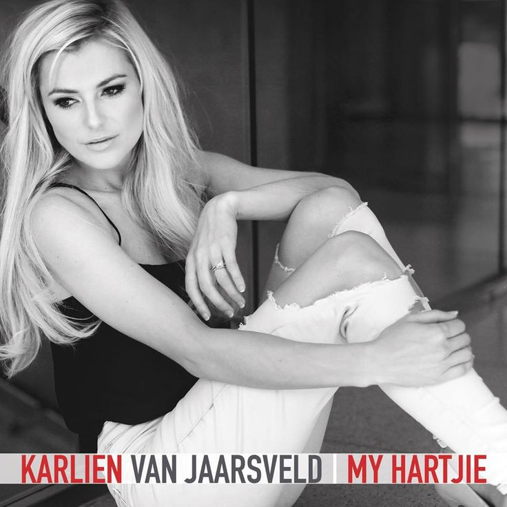 Karlien van Jaarsveld​ is back with a GOLD-SELLING new album! My thoughts on 'My Hartjie' here: http://elbroide.com/2015/04/29/review-karlien-van-jaarsveld-my-hartjie/