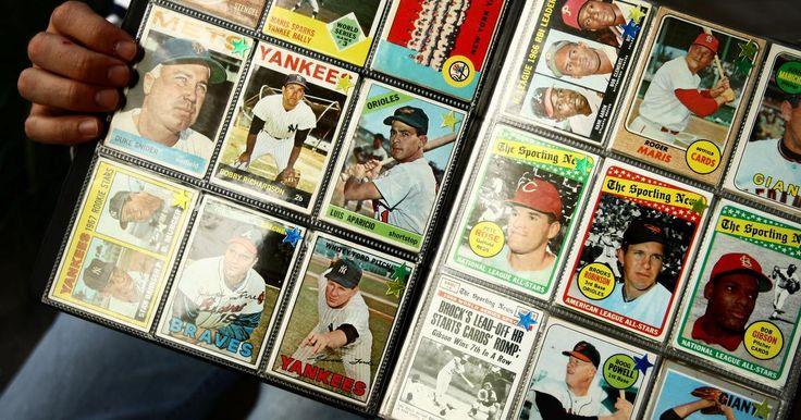 Cómo saber si las tarjetas de béisbol valen algo