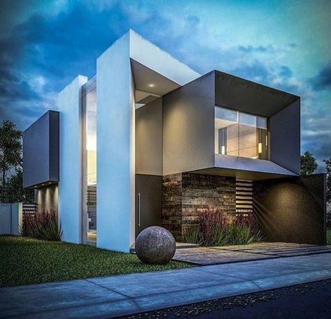 M s de 25 ideas incre bles sobre casas contempor neas en for Casas modernas famosas