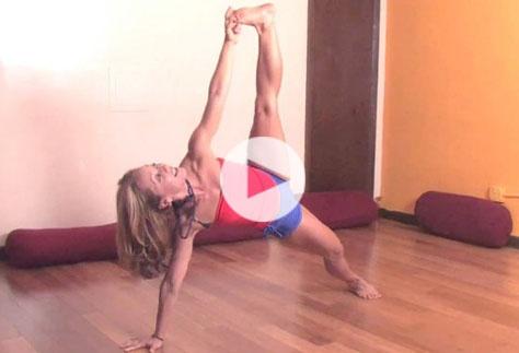 ashtanga yoga strength building for arm balances
