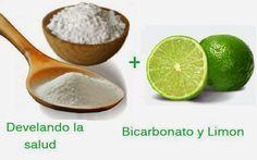 Esta mezcla alcalina de agua, jugo de limón y bicarbonato de sodio es ideal para que empieces a consumirlo si lo que deseas eliminar grasa corporal y adel