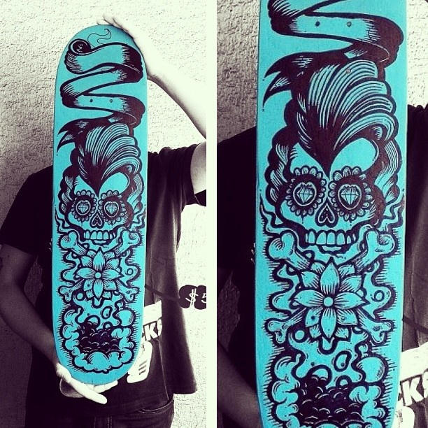 skateboards handmade by kartess