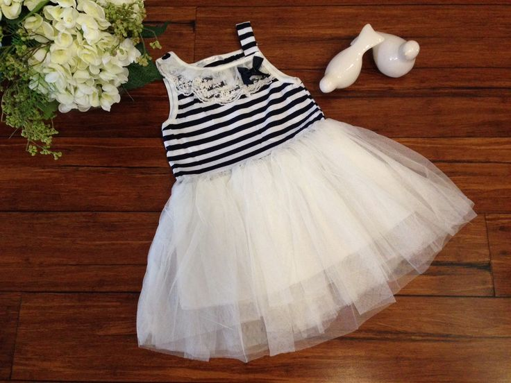 Lovely tutu dress made from soft tulle, Jersey and lace.  $17.95  *Some slight colour variations may be noticed from computer/device screens to that of the actual item*