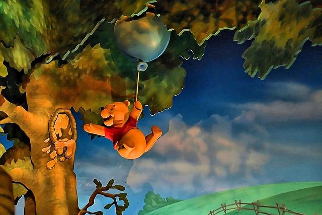 ;: Disney World Riding Pooh, Walt Disney World, Adventure, Disneyworld Magickingdom, Orlando Florida, Magic Kingdom, Disney Parks, Winnie The Pooh, Disney Worlds