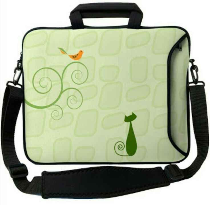 Funky laptop bags by defabella