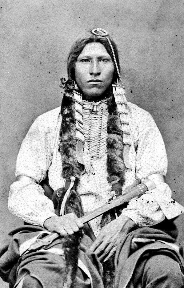 Red Blanket Cheyenne