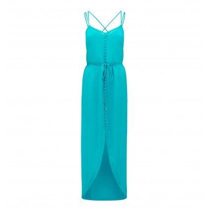 Liana lace insert dress