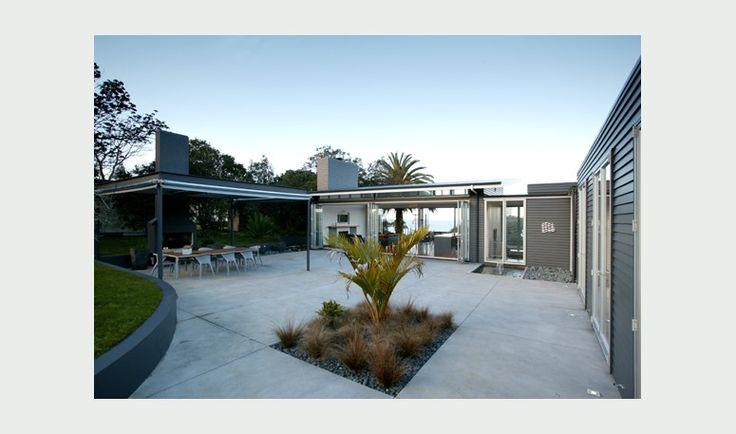 Waiheke, Hulena Architects
