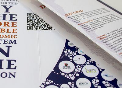 Diseño de Díptico, para Chilebiotec, producto para ser presentado en la biolatam 2014, el punto de encuentro latinoamericano de bio negocios. Brochure design for Chilebiotec , product presentation at the biolatam 2014 , a Latin American meeting of bio businesses.