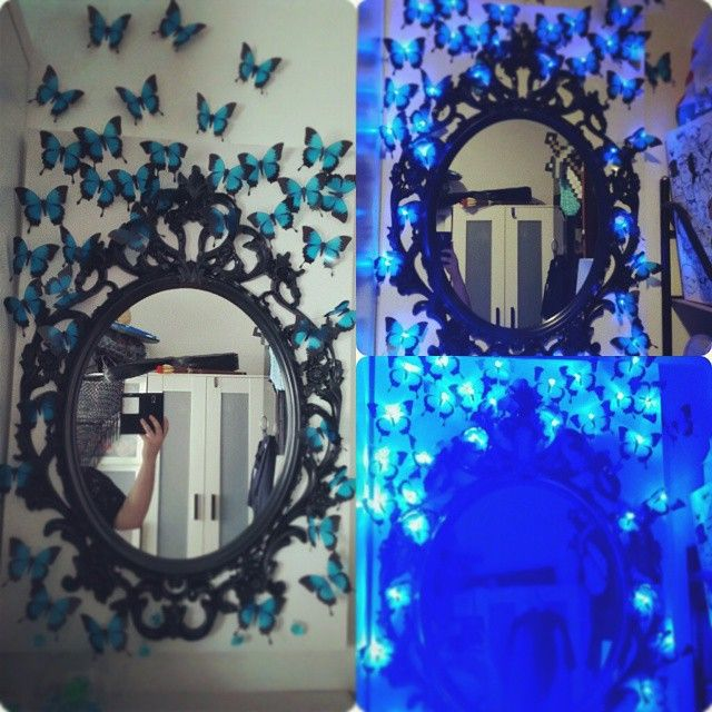 Bioshock inspired mirror I created based on Rapture and Bioshock 2. I'm obsessed with the Bioshock series!