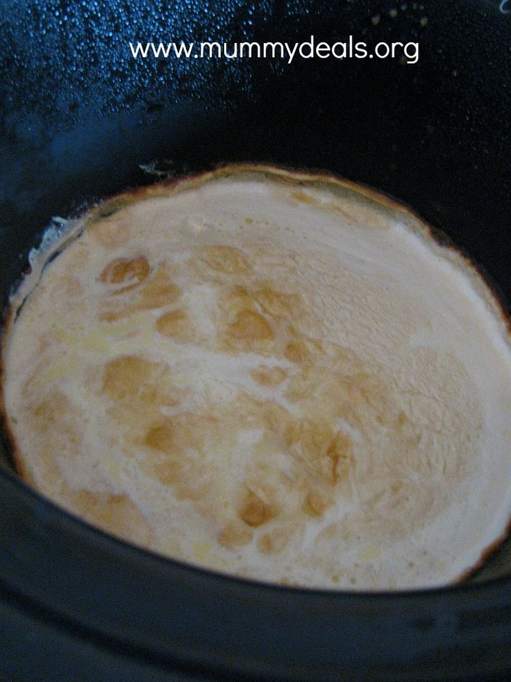 Crock Pot Clotted Cream