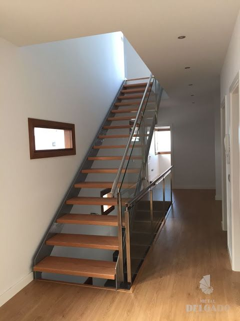114 best images about escaleras met licas on pinterest - Escaleras metalicas interior ...