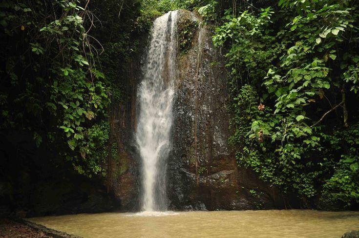 Air Terjun Batu Putu Salah Satu Wisata Menarik di Lampung - Lampung