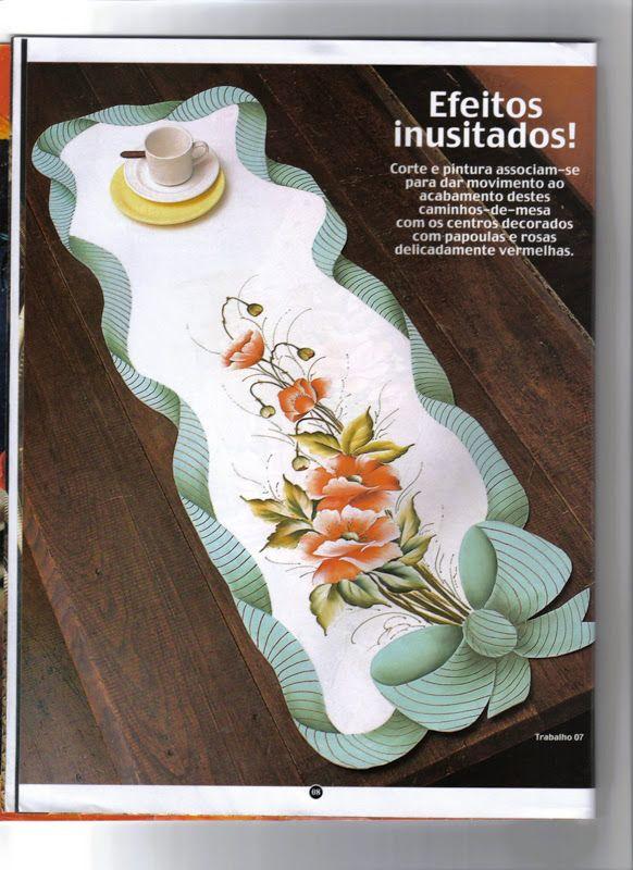 PINTURA EM TECIDO EMBORRACHADO Nº 47 - Fatima Nega - Álbuns da web do Picasa