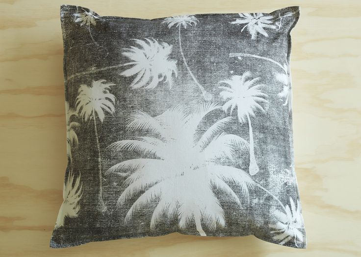 Photocopy Palms Cushion & 214 best Cushion craze images on Pinterest | Cushions Colors and ... pillowsntoast.com
