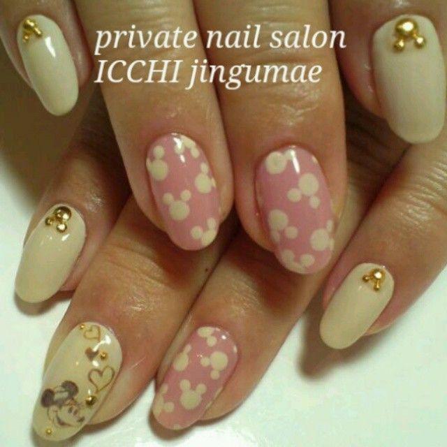 #beauty #nails #hands #Disney