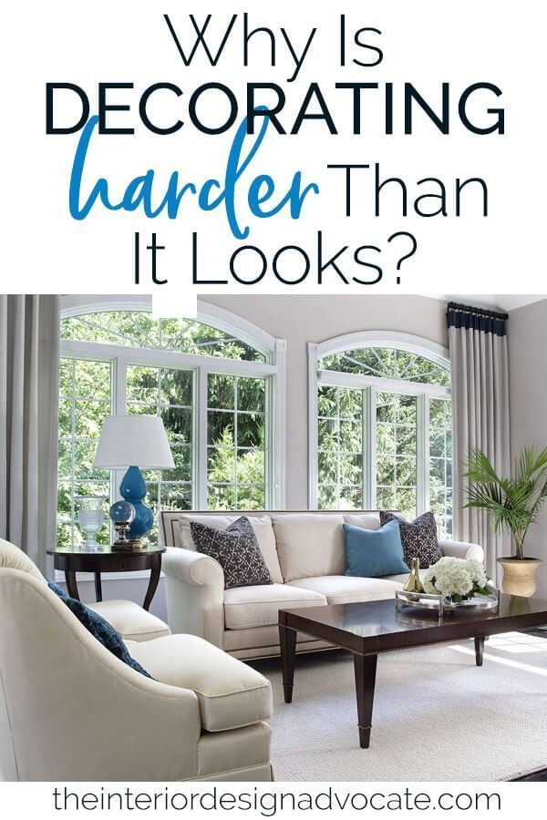 Design Lovers Why Is Decorating Harder Than It Looks Interior
