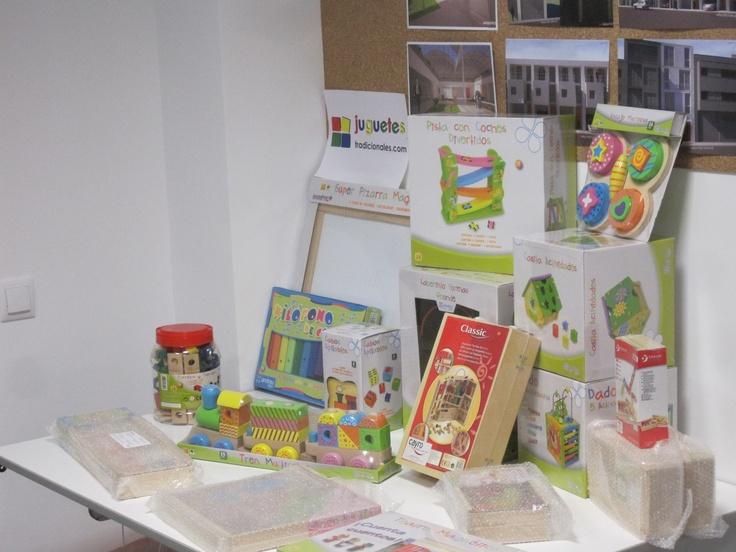 Selección de juguetes de nuestra tienda online.