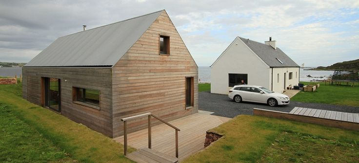 The Oa, Islay (2011) dualchasarchitects
