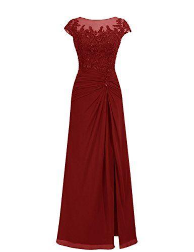 Dresstells® Long Chiffon Scoop Prom Dress with Appliques Wedding Dress Maxi Dress Dresstells http://www.amazon.co.uk/dp/B011I8X4GY/ref=cm_sw_r_pi_dp_9BXJwb1D42GDP