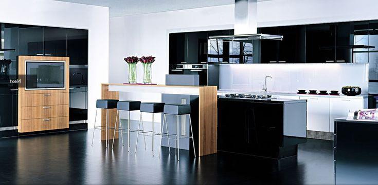 Eine Dynamisches Modernes Kuche Design Darren Morgan. 107 best ...