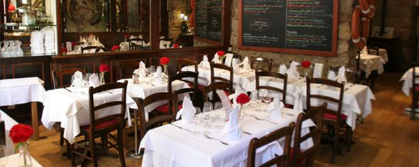 Les Viviers, Nice - the best for soufflés! Great food all round.