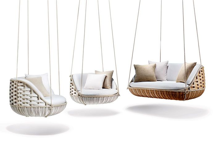 Captivating Modern Outdoor Furniture And Shadings From Salone Del Mobile 2014    InteriorZine