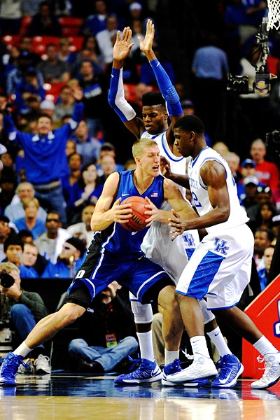 Mason Plumlee - the man