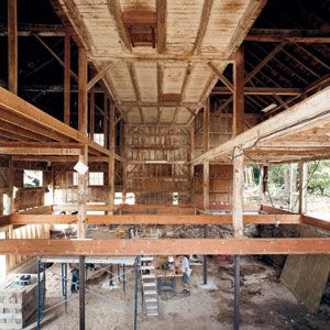 36 best Barn Renovations images on Pinterest | Barn renovation ...