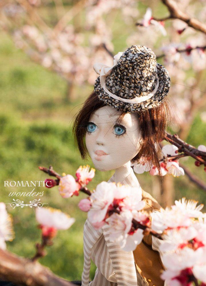 ''Anna'' by Romantic Wonders Dolls