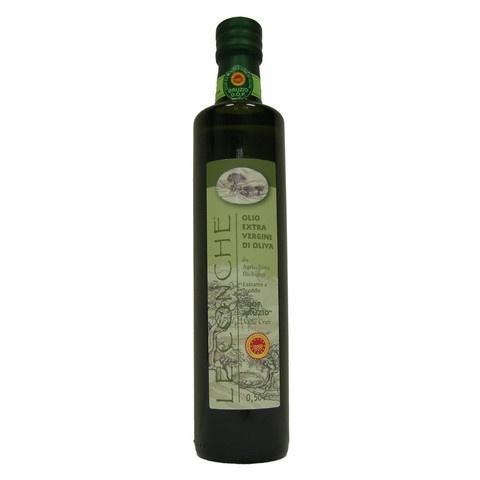 """Olio extra vergine d'oliva biologico DOP Bruzio """"Le Conche"""" 0,50lt"""