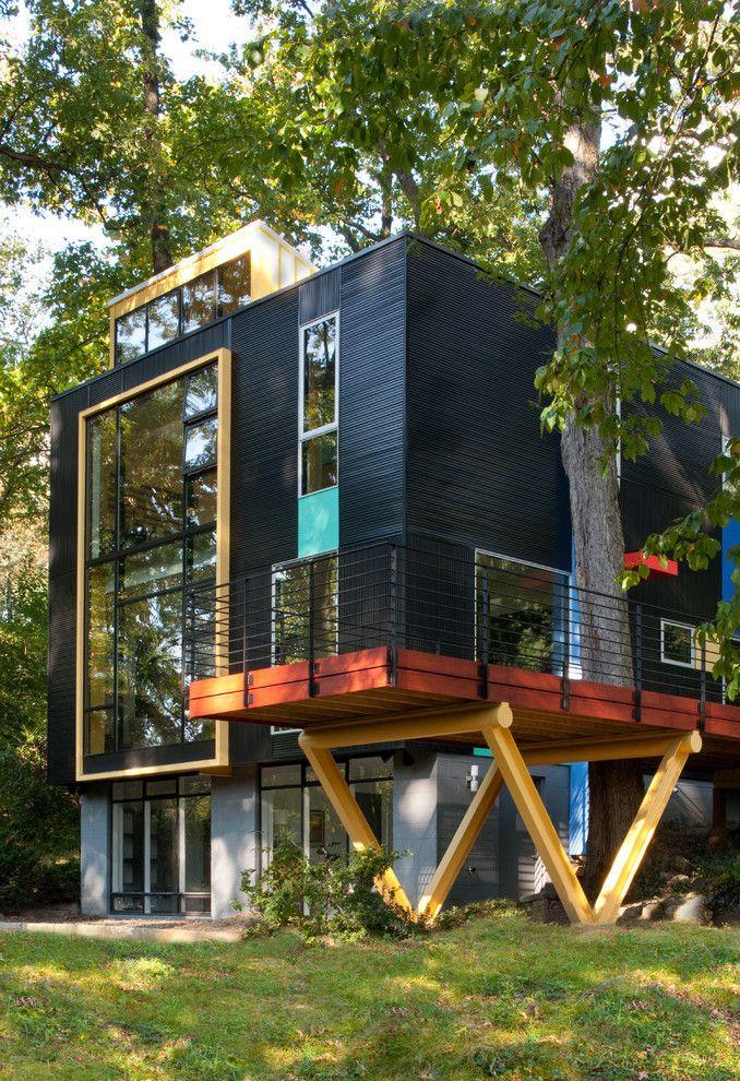 206 besten Architektur * Hauser Bilder auf Pinterest Welt - haus modern bauen