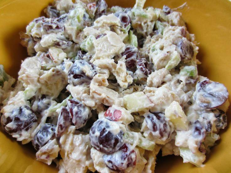 Rotisserie Chicken Waldorf Salad