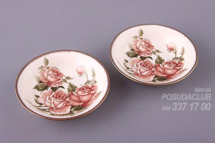 Розетки для варенья Letoile design de Limoges корейская роза 110мм 2пр 215-214