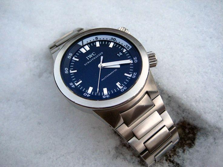 International Watch Company-tråden | Side 8 | Tidssonen - Norges ...