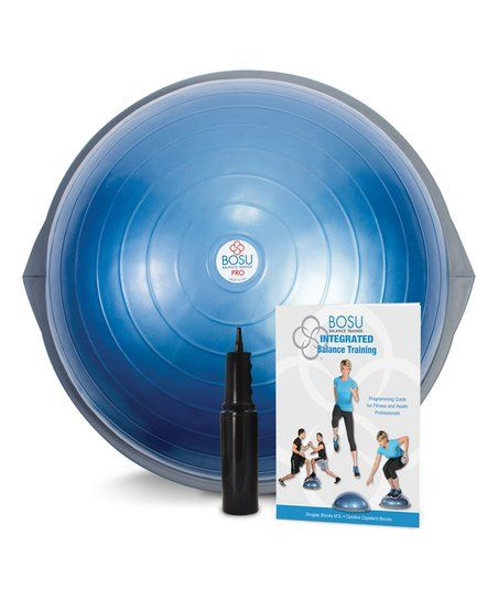 Blue Pro BOSU® Balance Trainer Set | zulily
