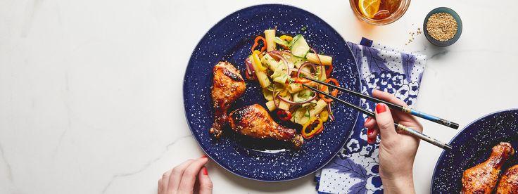 Baked Teriyaki Chicken Marinade Recipe | Soy Vay®