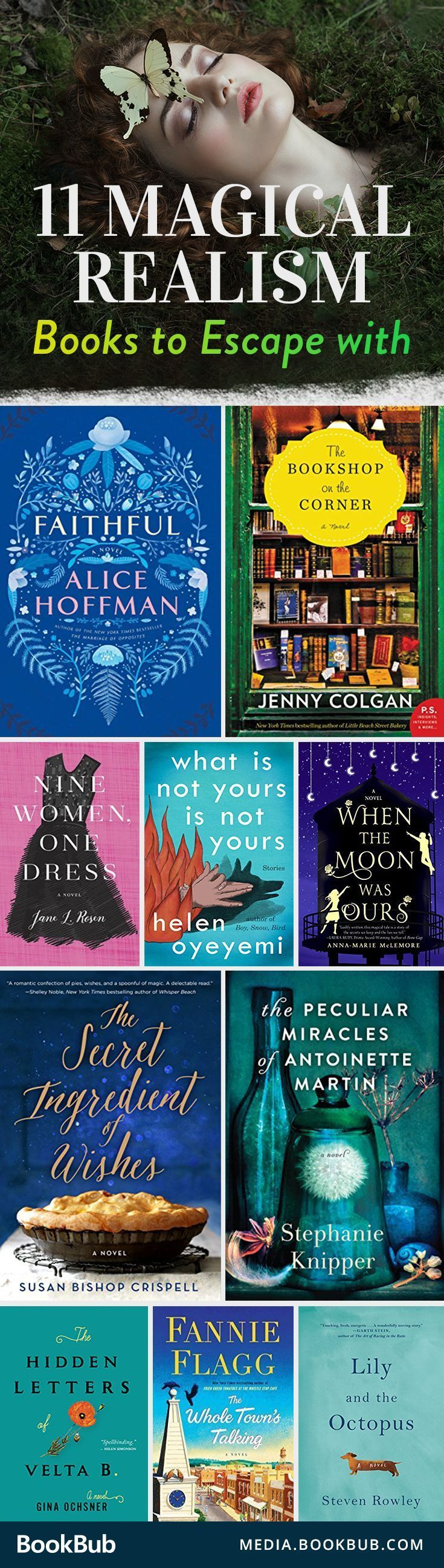 11 Magical Books To Read This Spring