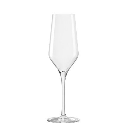 Oberglas Passion- Flute  The Oberglas Passion Flute glass is the ideal glass to present and taste your favourite champagne. It features a small opening which preserves the bubbles. The tapered, narrow rim sends the aroma to the nose. This line features brilliantly-clear, lead-free crystal designs that embody the high quality and innovation synonymous with OBERGLAS.  Capacity: 8.75oz