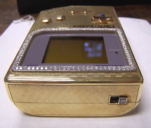 The Worldu0027s Most Expensive Gameboy