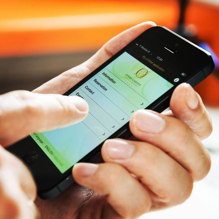 Order room service, taxi or massage through our mobile application and use other exclusive mobile services.