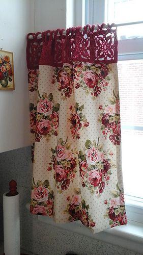 Casa e Fogão: Ideias de peças de crochê para sua casa