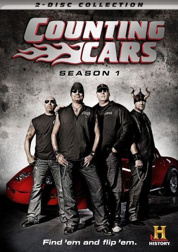 Counting Cars: Season 1 [2 Discs] [DVD]