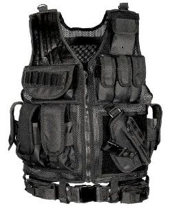 When browsing tactical vests, I had versatility and durability in mind. This UTG Sportsman Tactical Scenario Vest has these things with the addition of affordability (it's only $50ish). It has enough pouches to hold rifle and handgun magazines with slots for me to store my shotgun shells to boot. I simply can't wait to wear this while going plinking and/or hunting. Regardless of the situation, having it will definitely make my life easier.   #tactical #vest #UTG #sportsman