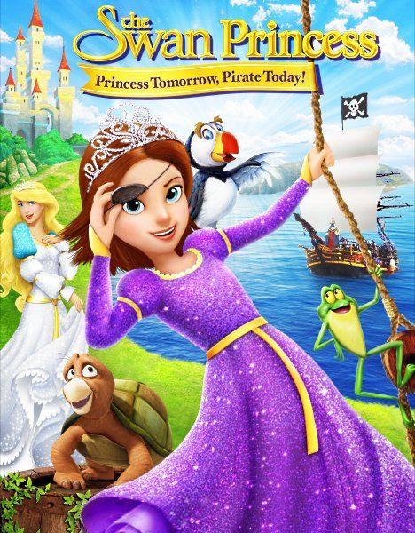Принцесса Лебедь: Пират или принцесса? / The Swan Princess: Princess Tomorrow, Pirate Today! (2016/WEB-DL/WEB-DLRip)  Когда родители уезжают на лето, юная любительница приключений принцесса Алиса остается под присмотром королевы Уберты, которая пытается воспитывать ее в лучших монарших традициях. Но принцесса скучает и мечтает сдать удалым пиратом. Вместе с лордом Роджерсом, лягушонком Джин-Бобом и черепашкой Спедом она отправляется в полное удивительных приключений, опасностей и открытий…