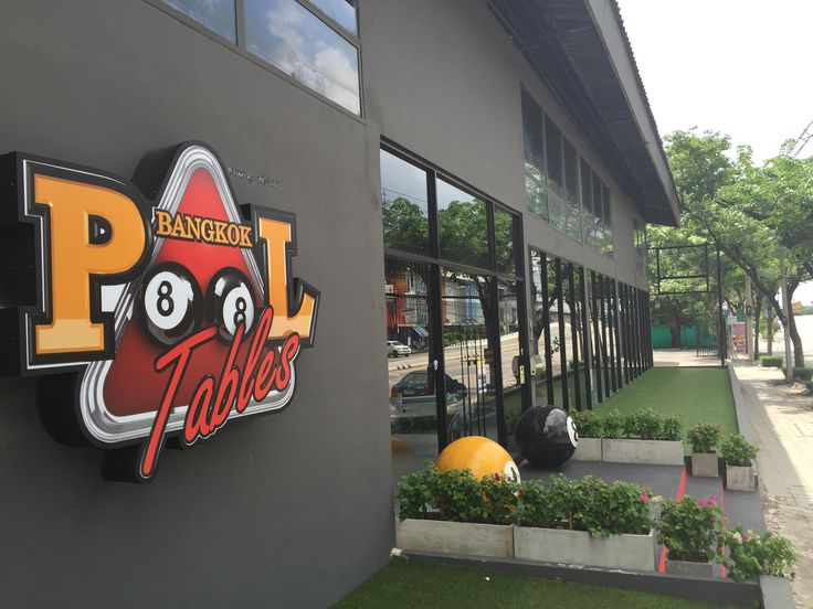 Thailand Billiard Store